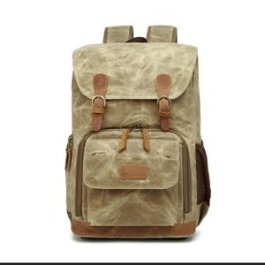S.C. Cotton Backpack